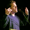 Michael W. Smith performs Friday night at Solheim Area on the LeTourneau University Campus in Longview. Kevin Green