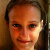 07/29/98---Hannah Mayes, 12, daughter of Linda Callaway and Kevin Mayes.  Spring Hill Middle School   Jessica Williamson