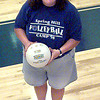 Date:   7/17/98---Spring Hill Volleyball Coach Holly Ford  Jessica Williamson