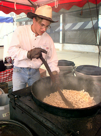 ALLEYFEST KETTLE CORN