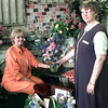 Date:   6/30/98---Ann Reeves, left, owner, and Shirley Davis, manager, help make Ann's Petals the best florist in East Texas.  Jessica Williamson