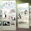 Texas Women History on display at the Longview Public Library. Kevin green