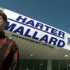Jay Mallard, co-owner of Harter Mallard Nissan who took over after Jack Long folded. Matula photo.