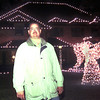 Date:   11/19/98----Jeff Kammerdiener stands in front of one of his many residents at #14 Elmwood in Longview. Kevin green