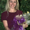 Date:   10/9/98----Jennifer Davis a senior at Hallsville High School was named homecoming queen Friday night prior to the game against Whitehouse. Kevin green