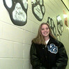 10/20/98---Union Grove senior Mandy Kornegay is active in many clubs and activities in school. bahram mark sobhani