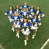 Date:   1/30/98---New Diana High School Majorettes. Kevin green