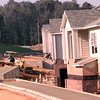 Date:   10/14/98---Construction on the apartments at H. G. Mosley and Bill Owens continues this week in Longview. Kevin green