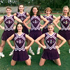 Date:   10/29/98---WOHS Cheerleaders. kevin rgeen
