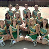 Date:   9/24/98----LHS varsity cheerleaders. Kevin green