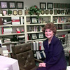 12-9-99---Jenny Glass sits in her office at the American Heart Association office in Longview. Kevin Green