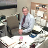 2/15/99--Russell Potts an investigator wiht the DA's office in his office at the DA's office in Gregg County. Kevin green