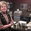 Date:   1/21/99---Bonnie Miller in her office at the Rusk County Courthouse in Henderson. Kevin green