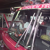 1/6/99---Sam Barnett, a contractor for TeleTouch, installs wiring for one of the new trunked radio system in a Longview firetruck at the fire departement's maintenance shop. bahram mark sobhani