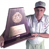 Date:   1/19/99---ALl ET Co-coach of the year Raymond Jackson of Tenaha. Kevin green
