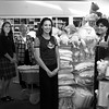 7/2/99-BET Place to buy childrens clothes--Lollipops and Lace employees, (left to right) Gena McKinley, Nancy Morgan, Ashley Waldron, and Debbie Mckinley   Jessica Williamson