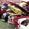 7/1/99---Rows of cars at Cruise Night. bahram mark sobhani