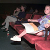 7/10/99---Ashley Keen, 6, of Gilmer listens closely at an opry performance workshop Saturday at the Gladewater Saturday Night Opry. bahram mark sobhani