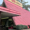 7/8/99---Best hot dog Hot Dog Express on Hwy 80. Kevin green