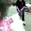 FIRE DEMO AT LOWES