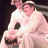 6/7/99---Michael Polak as Valentine (left), and Dave Miller as Proteus in Two Gentlemen of Verona.