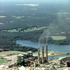 5/7/99----TU Electric Plant on Martin Creek Lake with Gregg County Airport in the background. Kevin green