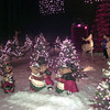 11-18-99---The Christmas holiday scene at the old movie theater in the Longview Mall. Kevin GReen