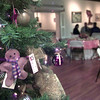 11-9-99--Christmas holiday decorations are in the LMFA for the Holiday tea Room in Longview. Keivn GReen