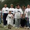 10/30/99---Participants begin the Alzheimer's Memory Walk at LeTourneau University Saturday. bahram mark sobhani