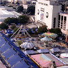 10-6-99---An view of the Texas State Fair from atop the Texas Star ferris wheel at Fair Park in Dallas. Kevin Green