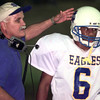 10-22-99---New Diana football coach Hargett. Kevin Green