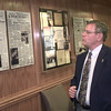 9/8/99---KC pres Dr William Holda, in the Devall memorial room at the student center at KC in Kilgore. Kevin green