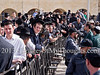 High Police Alert at the Western Wall in Jerusalem