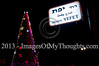 Festive Lighting of 15-Meter Christmas Tree in Jaffa