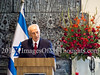 Israeli President Hosts New Year's Reception for Christian Leaders