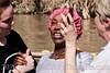 Israel: Christians Baptize in the Jordan River