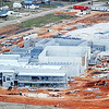 J-Mag/T. Rob Brown<br /> Joplin East Middle School under construction in March 2013.