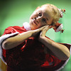 Kailan Peters, 10, of Carl Junction, portrays Cindy Lou Who during a rehearsal for the ballet version of The Grinch Monday evening, Dec. 2. 2013, at the Midwest Regional Ballet owned by Kaye Lewis, artistic director. Globe | T. Rob Brown
