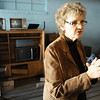 Globe/T. Rob Brown<br /> Executive Director Kathy Wilson talks about the new Hope Chest Thrift Store location Monday morning, Feb. 4, 2013. Hope House Ministries and the thrift store are part of Helping Hands Housing Inc. which recently moved its thrift store to East 7th Street.