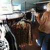 Globe/T. Rob Brown<br /> Executive Director Kathy Wilson walks through the new Hope Chest Thrift Store location Monday morning, Feb. 4, 2013. Hope House Ministries and the thrift store are part of Helping Hands Housing Inc. which recently moved its thrift store to East 7th Street.