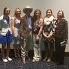 Chadron State College Pre-Vet club members at the American Pre-Veterinary Medical Association Symposium March 27-28 in Columbus, Ohio. From left, Megan Mclean, Shelbey Nagle, Wayne Robison, Brittney Fattig, Dallas Shaw and Dr. Lara Madison. (Courtesy photo)