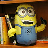 """""""Minion Madness,"""" this year's scavenger hunt designed to help acquaint students with campus offices, services and community businesses, begins Aug. 18. (Tena L. Cook/Chadron State College"""