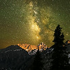 Grand Teton Milky Way