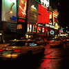 Times Square at Night<br /> New York, New York