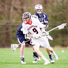 - Nobles Boys Varsity Lacrosse defeated St. Sebastians 13-7 on April 5, 2014, at Noble & Greenough in Dedham, Massachusetts.