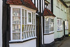 17th Jul 14:  Iffy windows on 'Magpie Cottage' in Long Melford