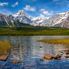 Upper Waterfowl Lake (99631362)