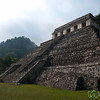 Palenque, Temple of the Inscriptions - Chiapas, Mexico