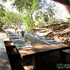 Ready for Lunch at Xochempich Cenote - Yucatan, Mexico