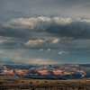 Panorama of New Mexico landscape